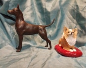 Custom One of a Kind Sculpture of Your Show Dog or Pet or an Animal of Your Dreams! Xolo, Chihuahua, Brussels Griffon, Pug, Bullmastiff etc.