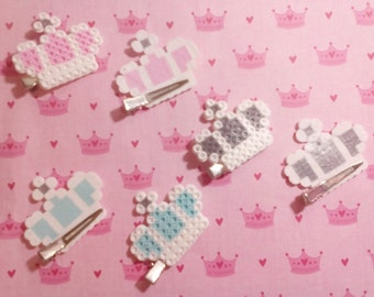 Royal Hair Clips