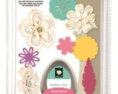 MOTHER'S DAY BOUQUET Cricut Seasonal Cartridge. --Factory Sealed