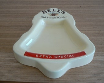 Great Bells Whisky Ashtray - in the shape of a bell.