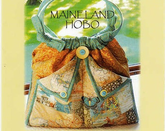 Maineland Hobo Bag Pattern