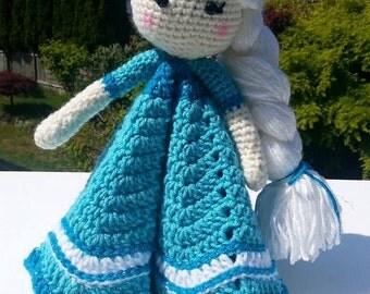 Crochet Elsa Lovey