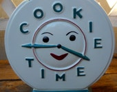 Rare Abingdon Cookie Time Cookie Jar-Free Shipping in the U.S.