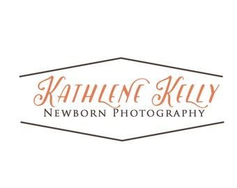 OOAK Pre-Made Photography Logo- Kathlene Kelly