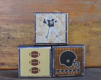 Football Blocks