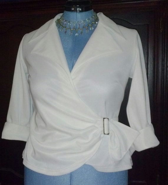 Polyester Blouse Static 55