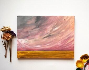 Prairies in Pink