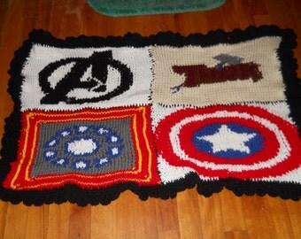 Avengers Blanket!