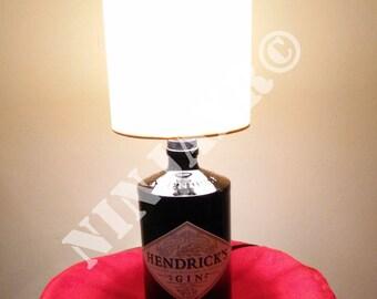 Hendricks Gin Bottle Etsy