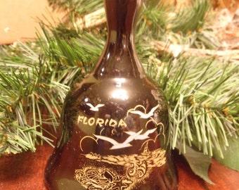 Florida bell, Bird  Bell, Ocean Bell, State Bell, Made In Taiwan, Lipco