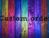 Custom Order for lesanne3.