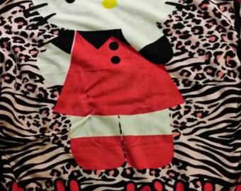 Hello Kitty Fleece Blanket