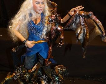 OOAK, Daenerys Targaryan Game of Thrones