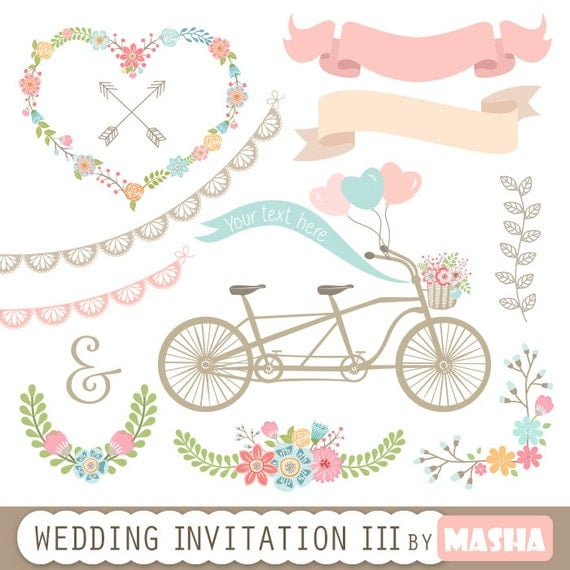 clipart for invitations - photo #15