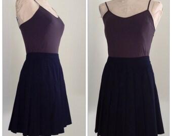 Vintage J. Crew Wool Skirt
