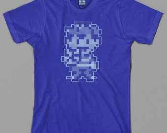Earthbound Ness T Shirt  - nintendo, mother, nes, snes, pixel, super smash brothers, rpg - All sizes & colors available
