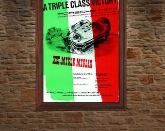 Porsche Mille Miglia Victory!