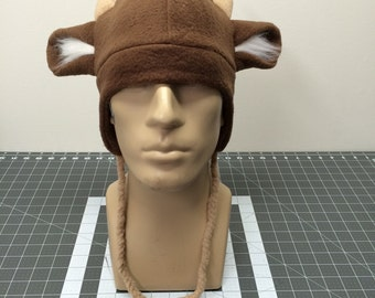Warcraft inspired Tauren hat