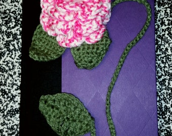 Rose Bookmark