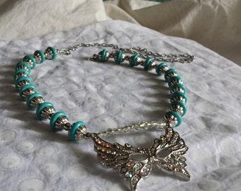 Masquerade Ball Necklace
