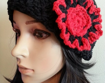 Crochet headband, headwrap, ear warmer - handmade by Crochet Spectacular