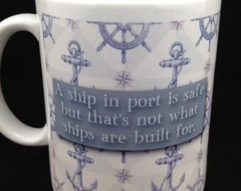 Coffee Mug 11oz Dishwasher safe