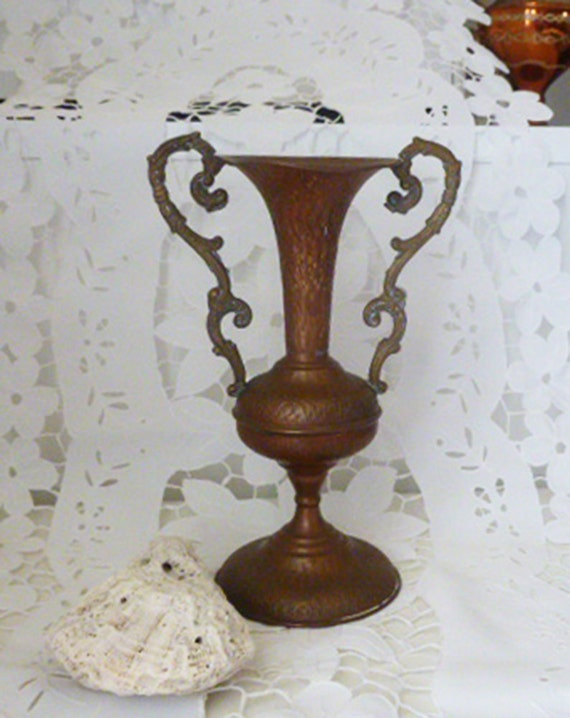 Vintage Vasecopper Copper Decor Home Decor Vintage Copper