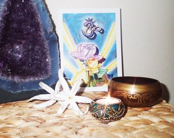Abundance Magic - Sacred Altar Art: Abundance, Magic, Joy, Awakening