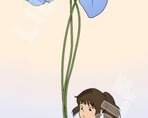 """Bookmark """"Chihiro"""""""