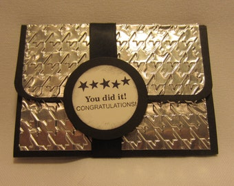 Congratulations Gift Card Holder