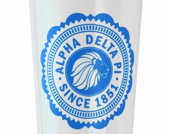 Alpha Delta Pi Old Style Classic Giant Plastic Cup