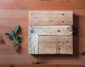 Wooden Hot Mat / Trivet - Decorative Pot Holder