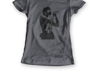 Red Hot Chili Peppers women's fit t shirt featuring Anthony Kiedis - 3 colour options