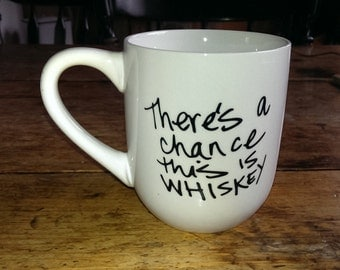 Whiskey Coffee Cup
