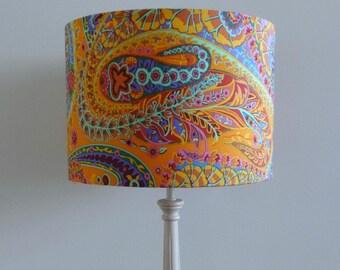 Paisley Jungle Handmade Lampshade