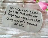 Gifts For Grandpa* Grandparent Gifts* Grandparent Keychain* Grandpa Gift* Grandpa Keychain* Papa Gifts* Granddad Gift* Grandpa Birthday*