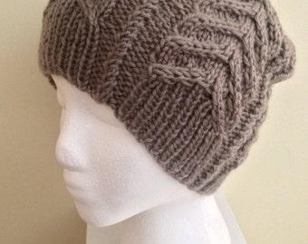 Twists & Cables Hat