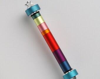 """Mezuzah """"Rainbow"""" Collection"""