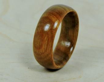 Wood Ring, Vera Wood Ring, Wooden Ring, Custom Made Ring, Mens Ring, Womens Ring, Wedding Ring, Eco Friendly Ring, Wooden Wedding Ring