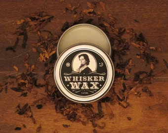 Timshel Whisker Wax