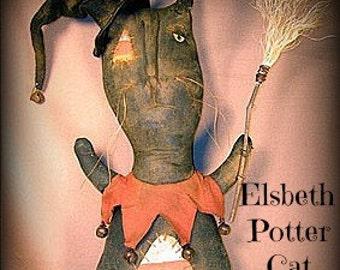 Elsbeth Potter Cat E-Pattern
