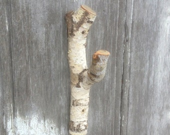 Birch Wall Hook FREE SHIPPING