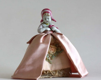 Vintage Pincushion Doll