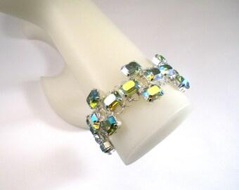 Yellow Brick Road Bracelet with Swarovski Crystals
