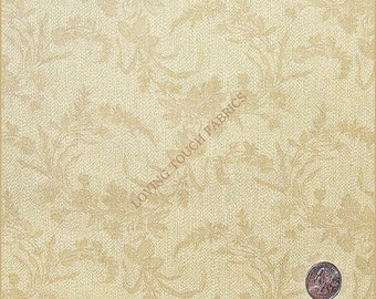 "Springs Autumn Lace Apperance Leaves Plants Cotton Fabric 1/2 YARD 18"" X 43"""