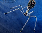 Bacteriophage in Beads for the Microbiologist Nerd in You