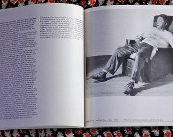 7 Realists Yale University Art Gallery retro 1974 show booklet artist's bio philosophy avant garde realism illustrated B&W pamphlet book