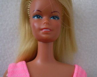 RARE Vintage Barbie ****Spiel Mit**** #2166 German Malibu Stacey VHTF