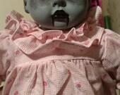 Creepy Cute Monster Baby RESERVED for D Chavis