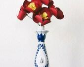 Petite Peonies Paper Flowers Bouquet, Home Decor, Paper Art, Handmade Flowers, Table Decor, Wedding Decoration, Valentines Day